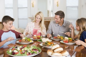 family mealtime, eating together, counselling perth, psychologist perth