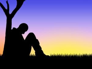 Depression, Depressed, Lonely, Sad, affect